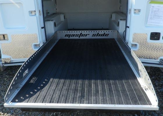 Sliding Truck Bed