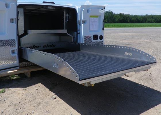 Truck Bed Slide