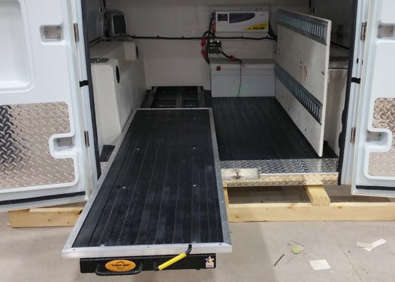 Rollout Cargo Bed