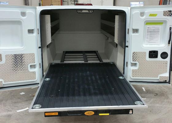 Truck Bed-slide