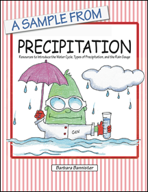 precipitation sample