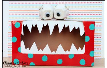 Murry the Tattle Monster