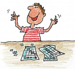 bingo winner