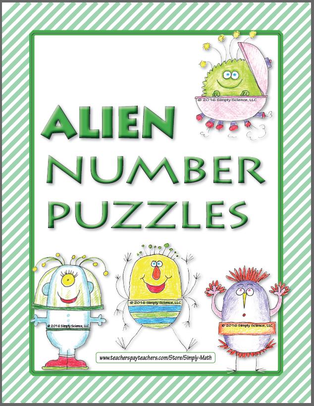 alien puzzles