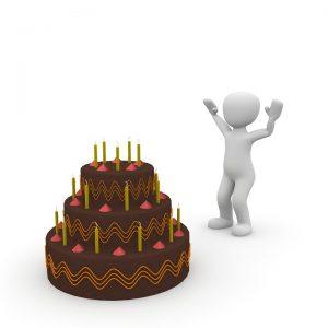 cake person
