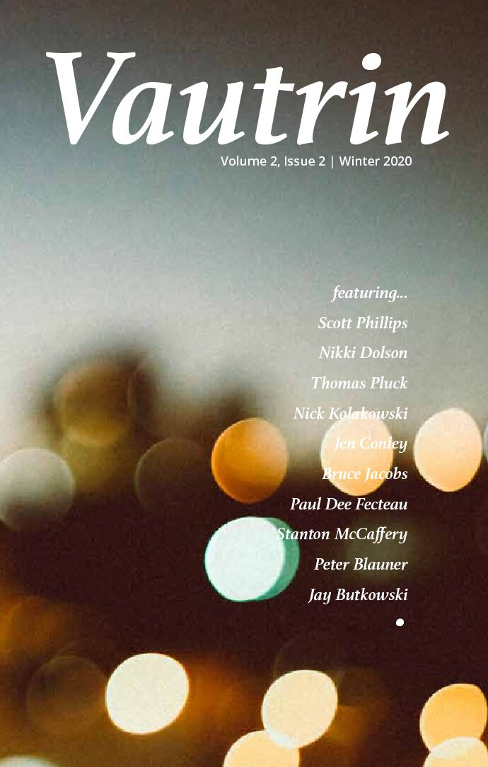 The Vautrin Winter 2020 Issue Is Available Now (Order It Here)