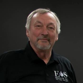Dan Dinsmore, Sign Sales & Project Manager, E & S Graphics