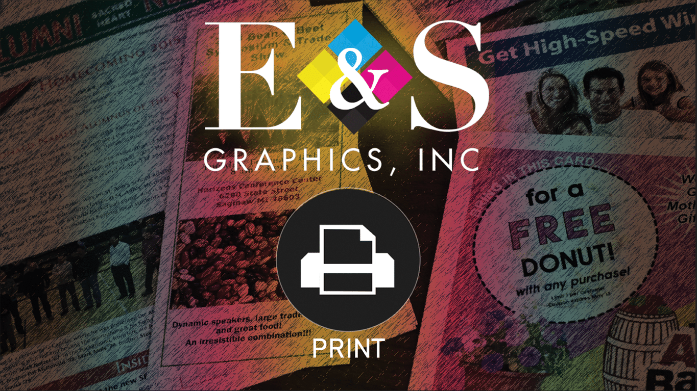 Print - Commercial Printing Services from E & S Graphics