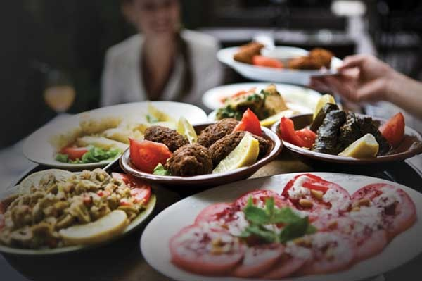 Exotic Food - Womens Vacation Groups