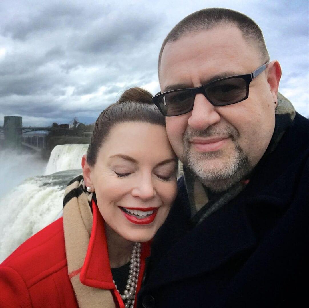 New York WNY Niagara Falls Marilee & Paul Kostadimas © Spotlight Sojourns