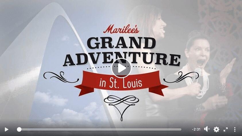 Marilee's Grand Adventure in St Louis