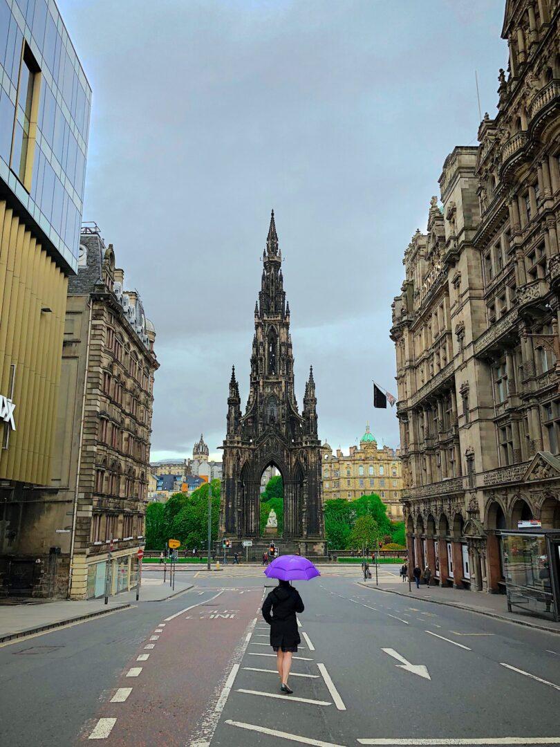 UK Scotland Edinburgh Stevenson Monument Paul Kostadimas Spotlight Sojourns IMG_2853