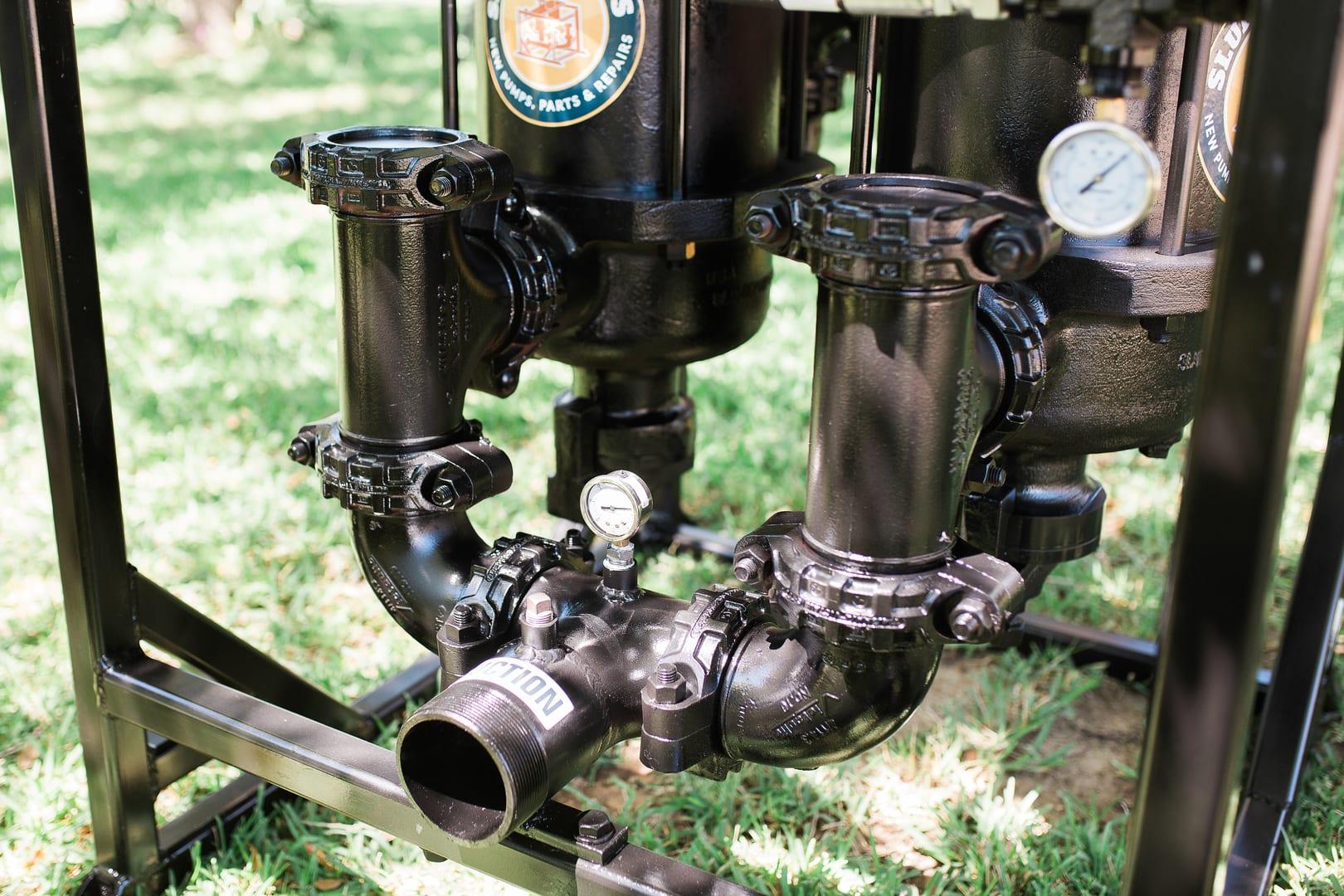 Sludge Pumps