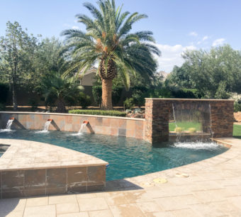 backyard las vegas pool