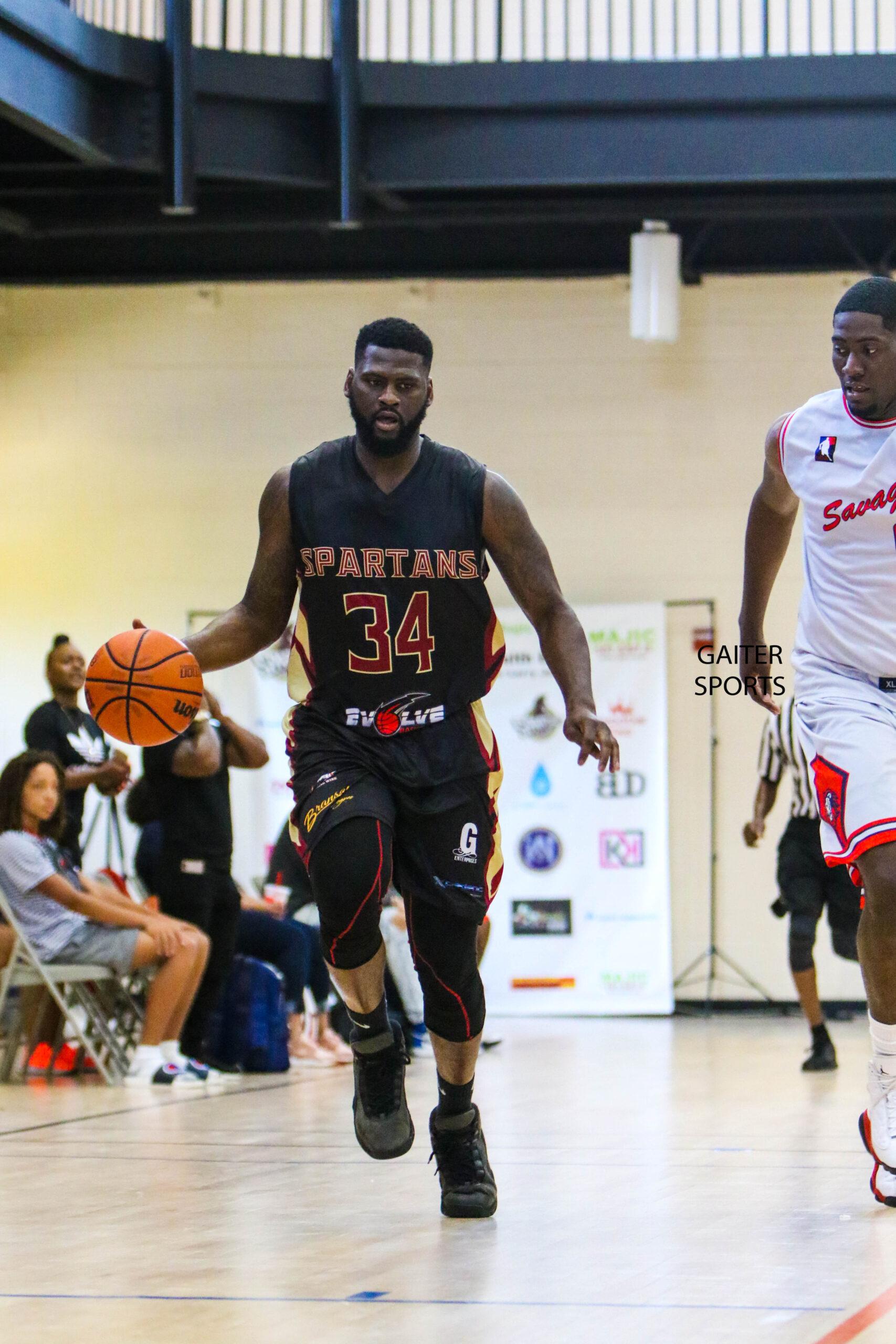 2019 Celebrity Basketball Game Georgia Spartans 113