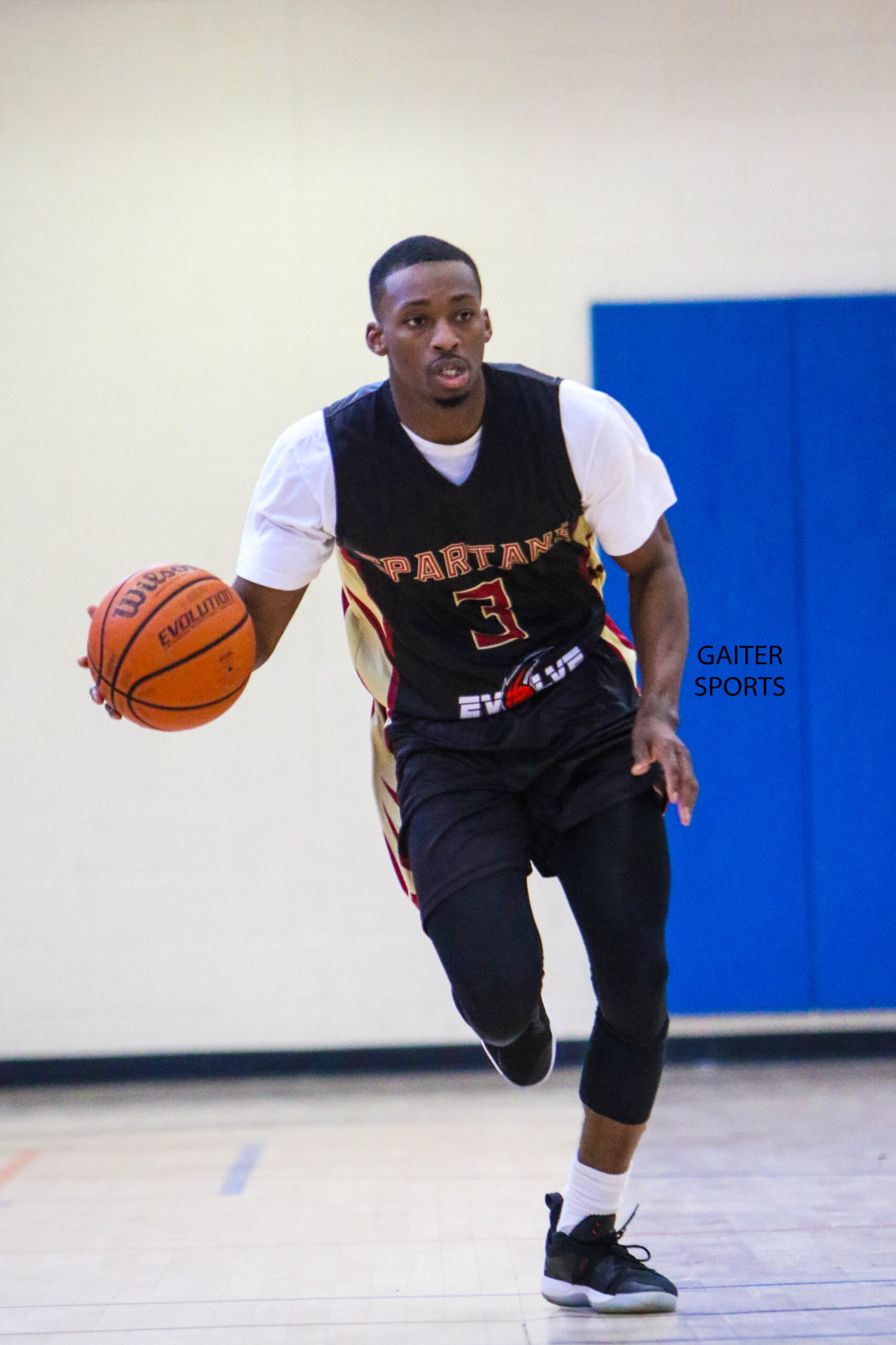 2019 Celebrity Basketball Game Georgia Spartans 117