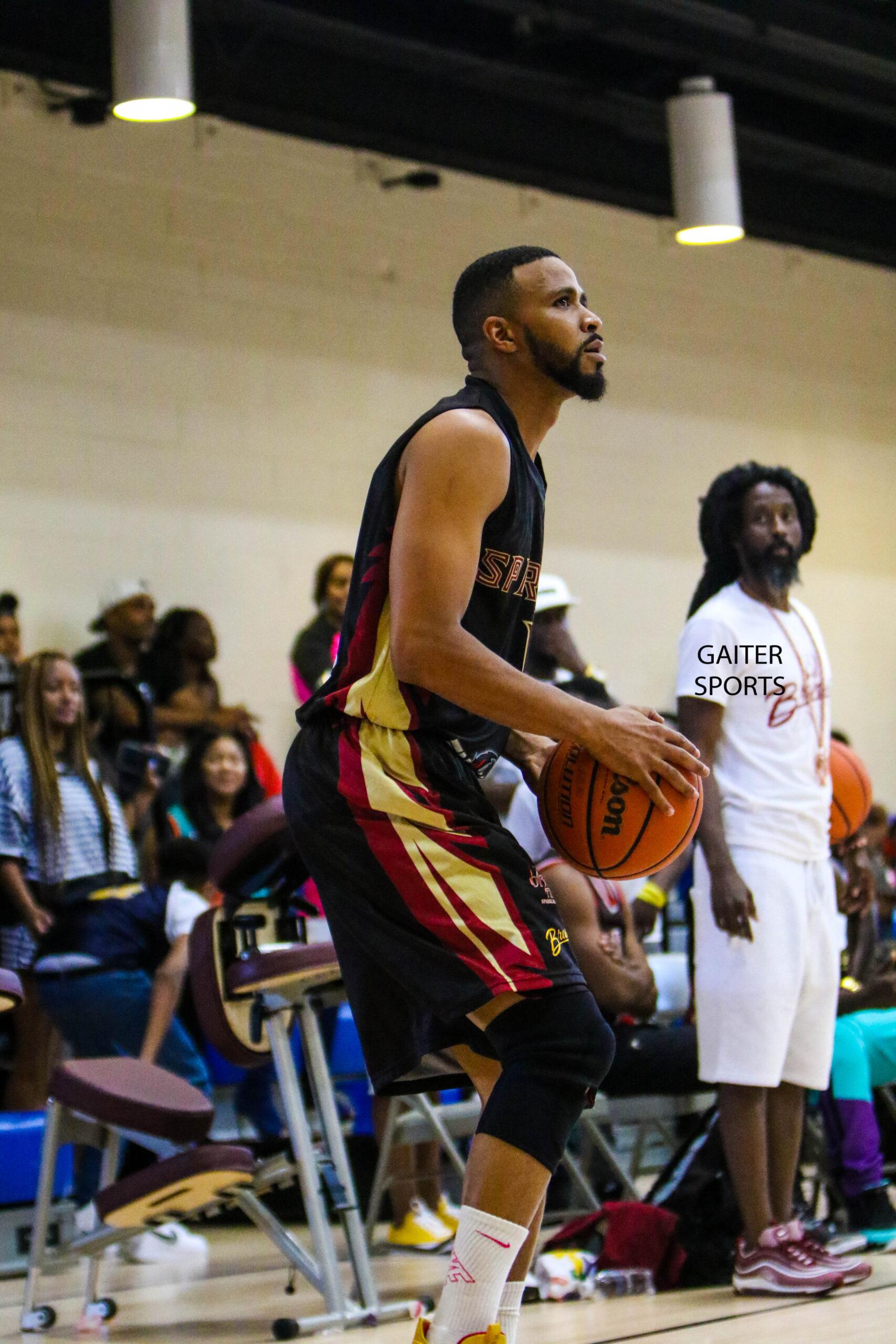 2019 Celebrity Basketball Game Georgia Spartans 124