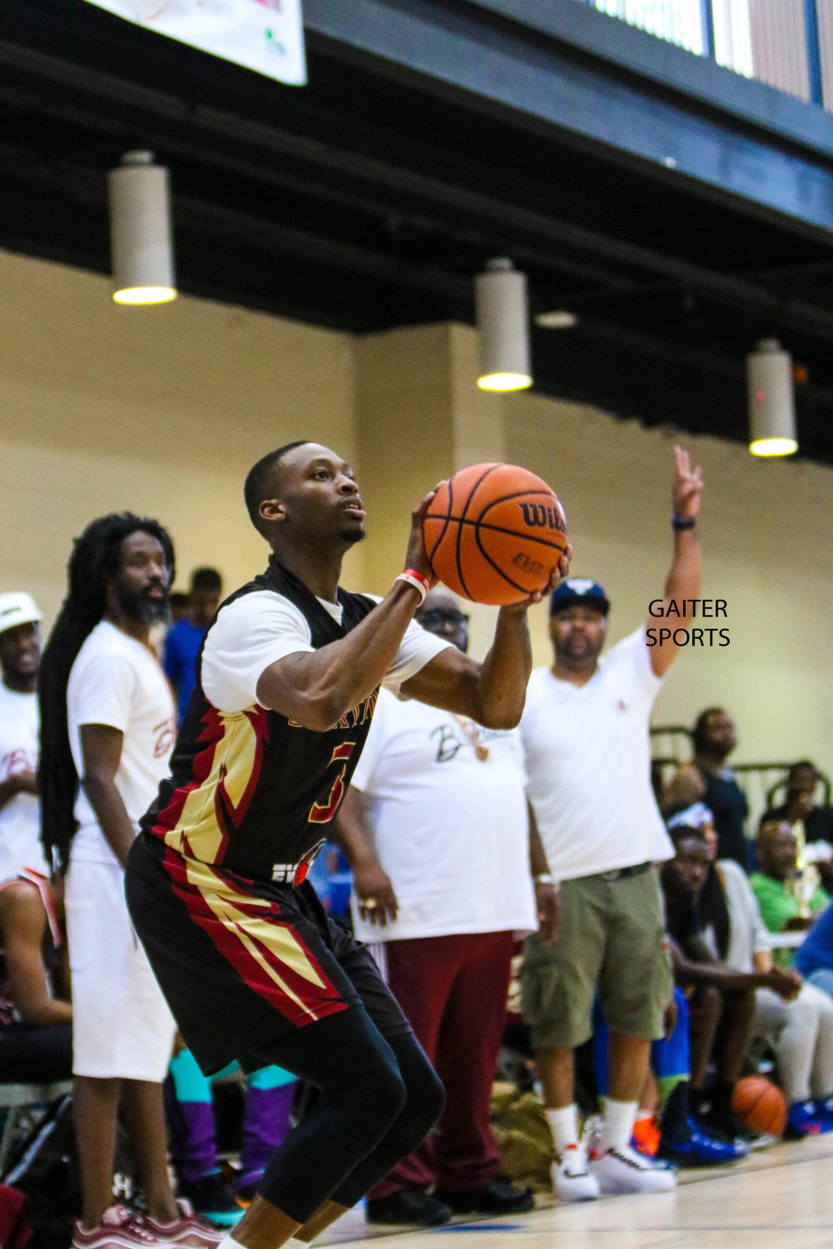 2019 Celebrity Basketball Game Georgia Spartans 127