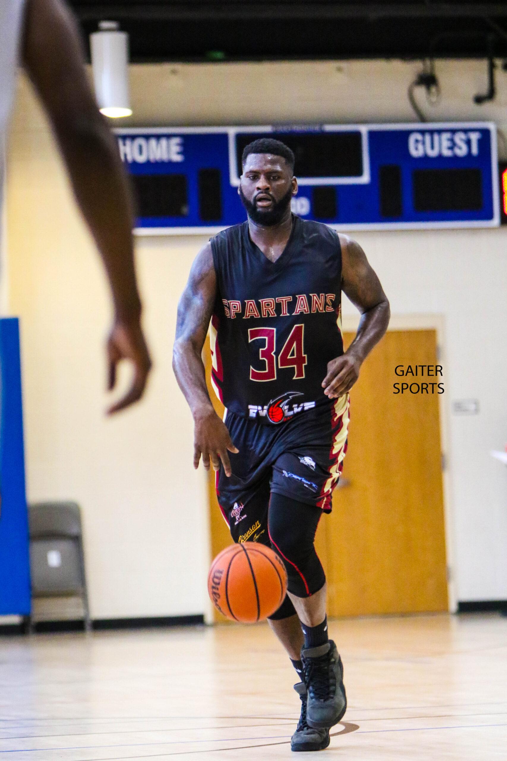 2019 Celebrity Basketball Game Georgia Spartans 131 Parysh Munroe