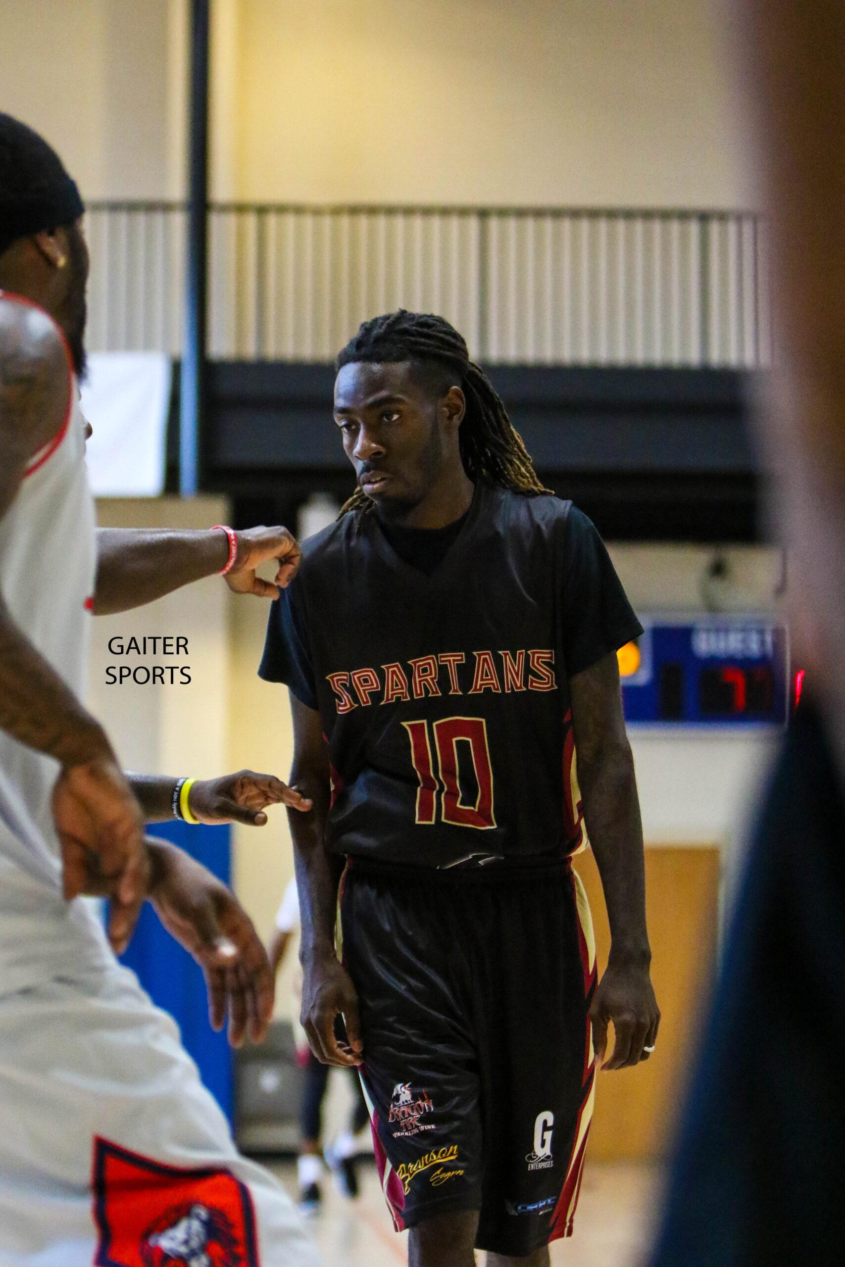 2019 Celebrity Basketball Game Georgia Spartans 14