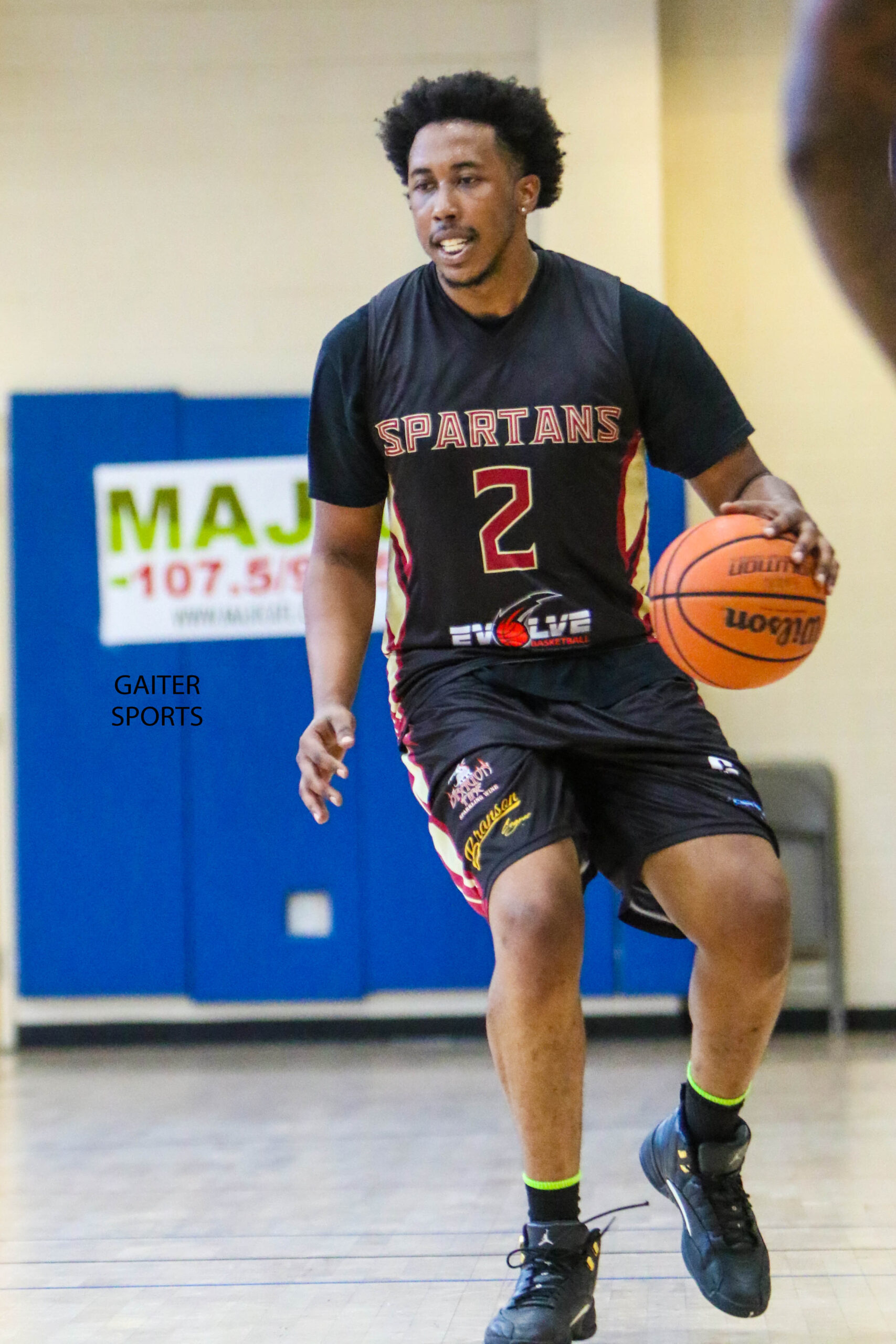 2019 Celebrity Basketball Game Georgia Spartans 17