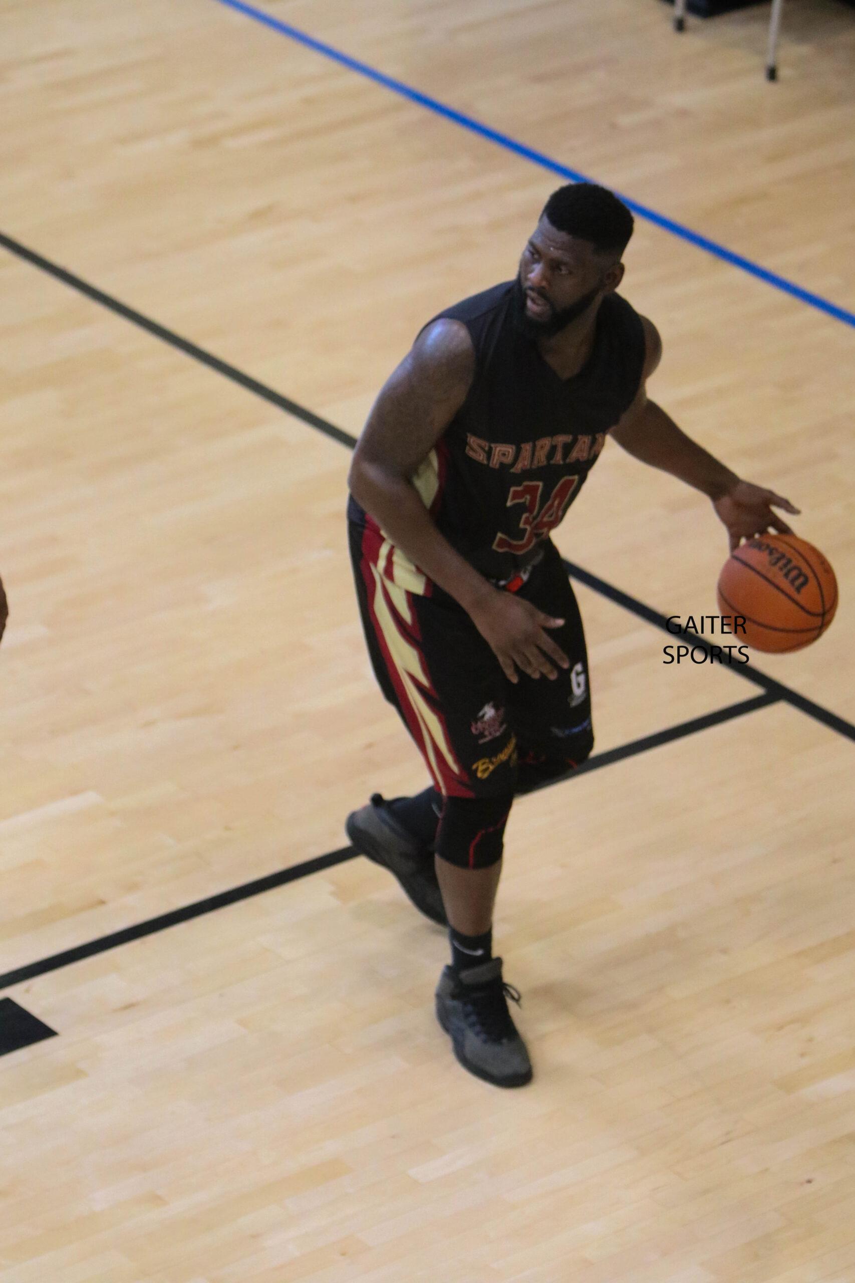2019 Celebrity Basketball Game Georgia Spartans 29 Parysh Munroe