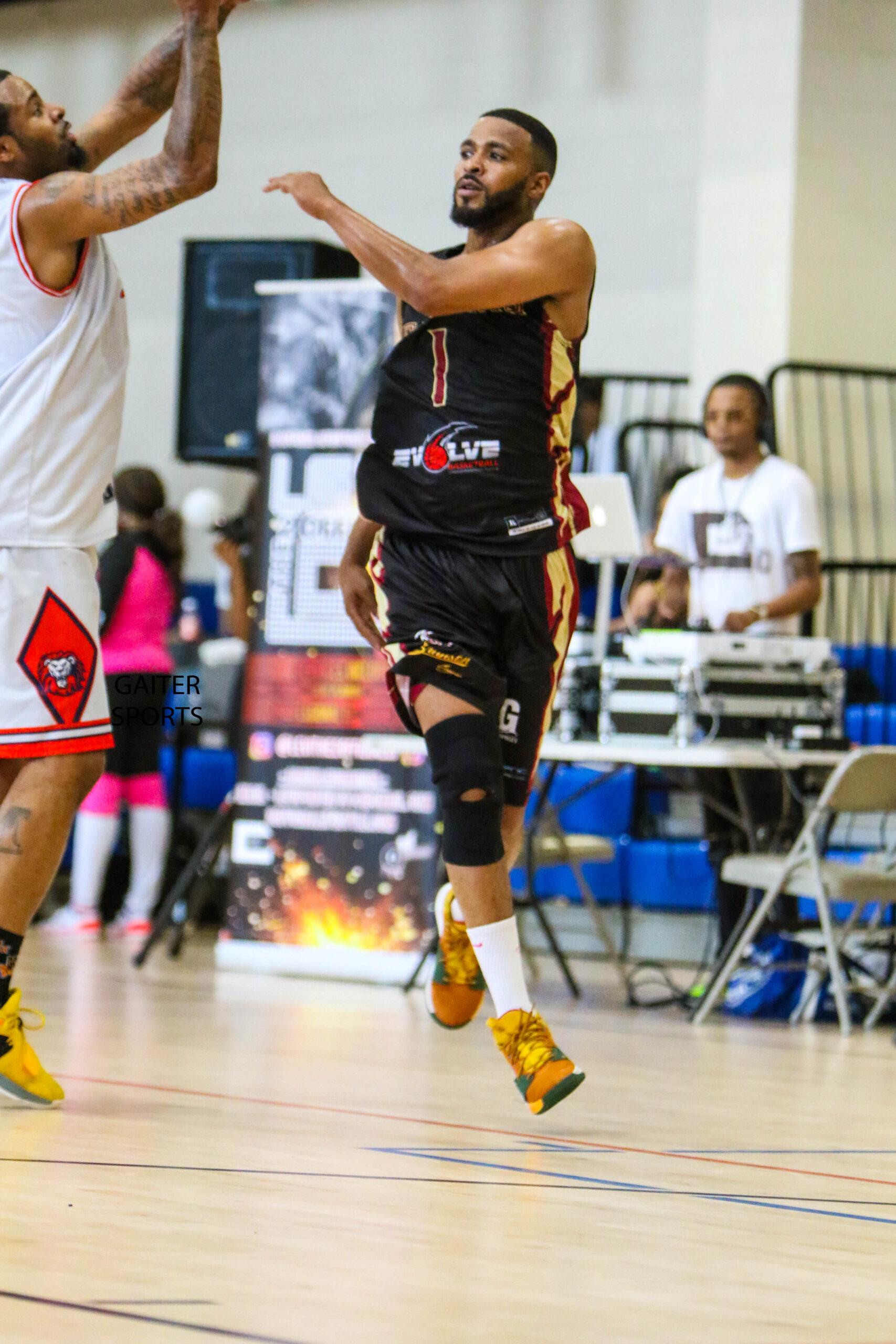 2019 Celebrity Basketball Game Georgia Spartans 3 Toy Brown