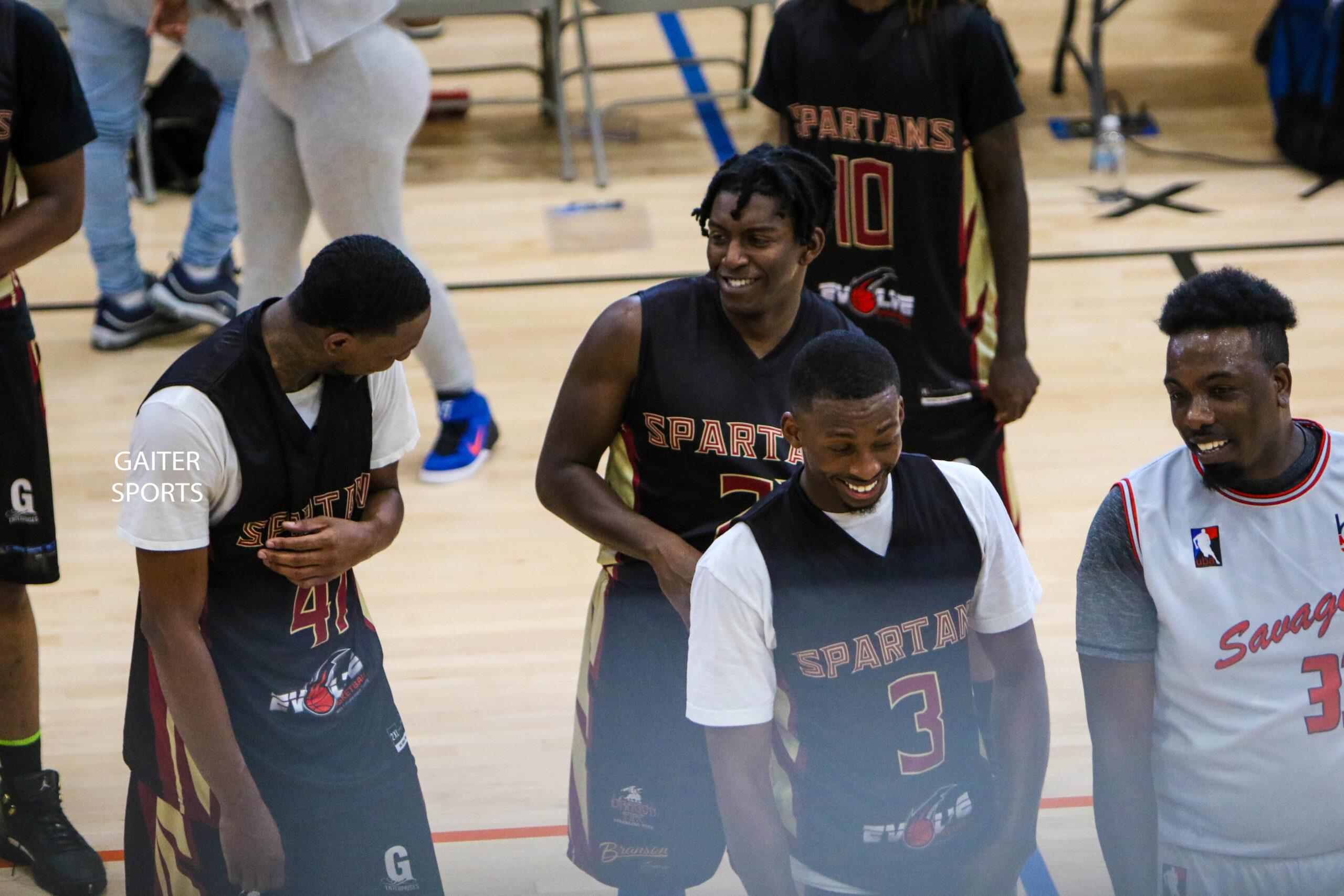 2019 Celebrity Basketball Game Georgia Spartans 32