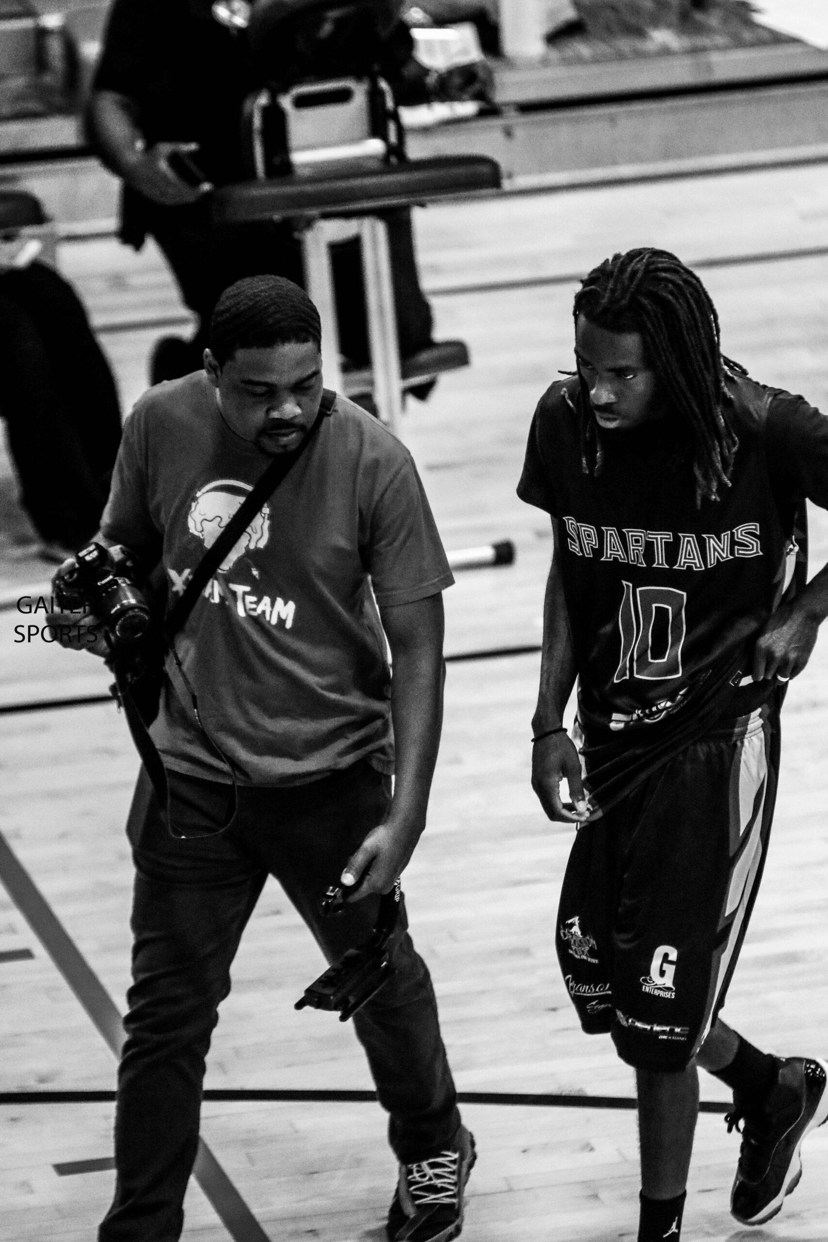 2019 Celebrity Basketball Game Georgia Spartans 35