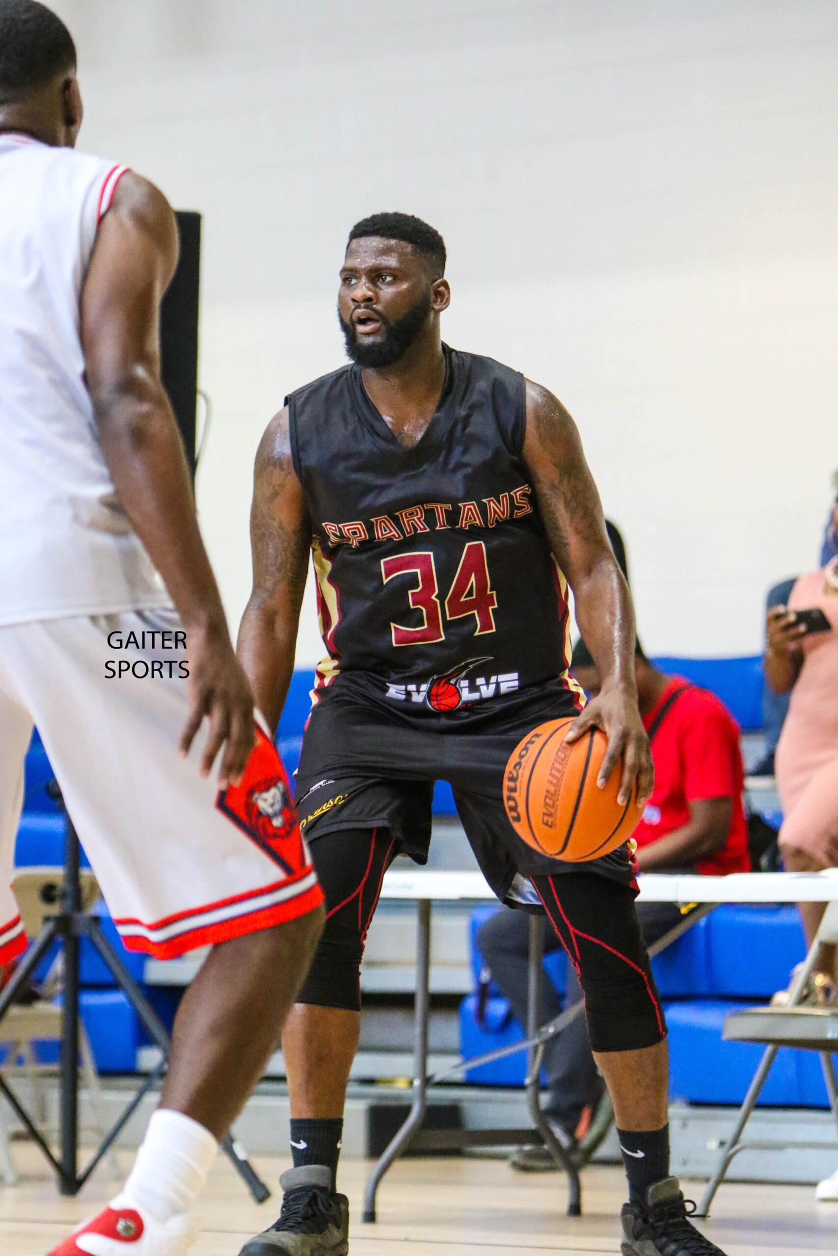 2019 Celebrity Basketball Game Georgia Spartans 5