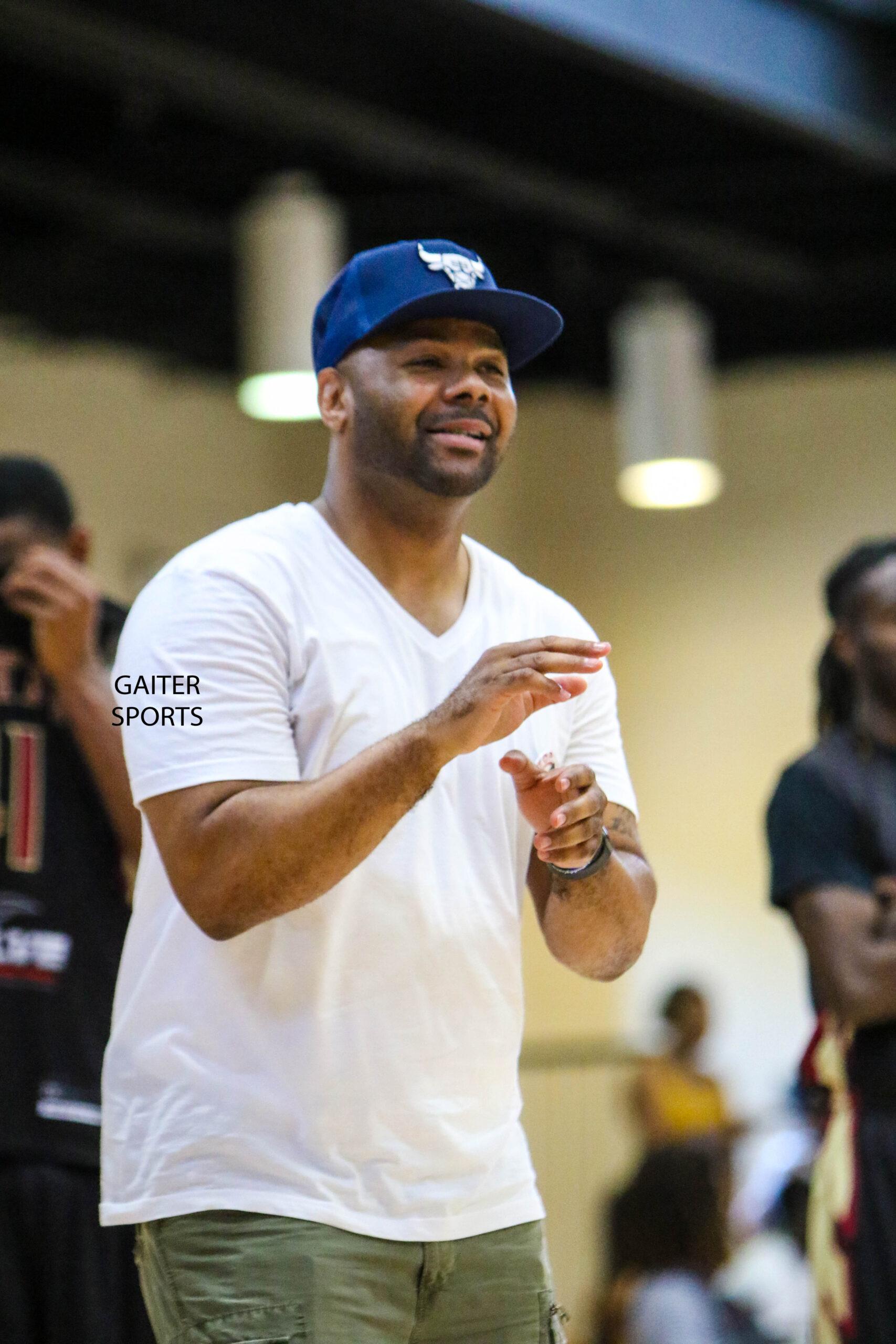 2019 Celebrity Basketball Game Georgia Spartans 7 whoisgotti
