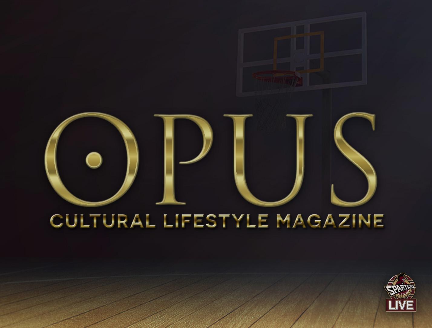 Opus Cultural Lifestyle Magazine Georgia Spartans Team Sponsor