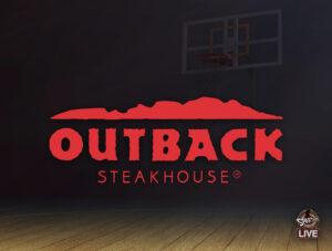 Outback Steakhouse Georgia Spartans Team Sponsor