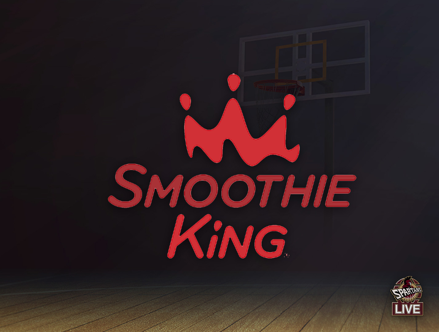 Smoothie King Georgia Spartans Team Sponsor