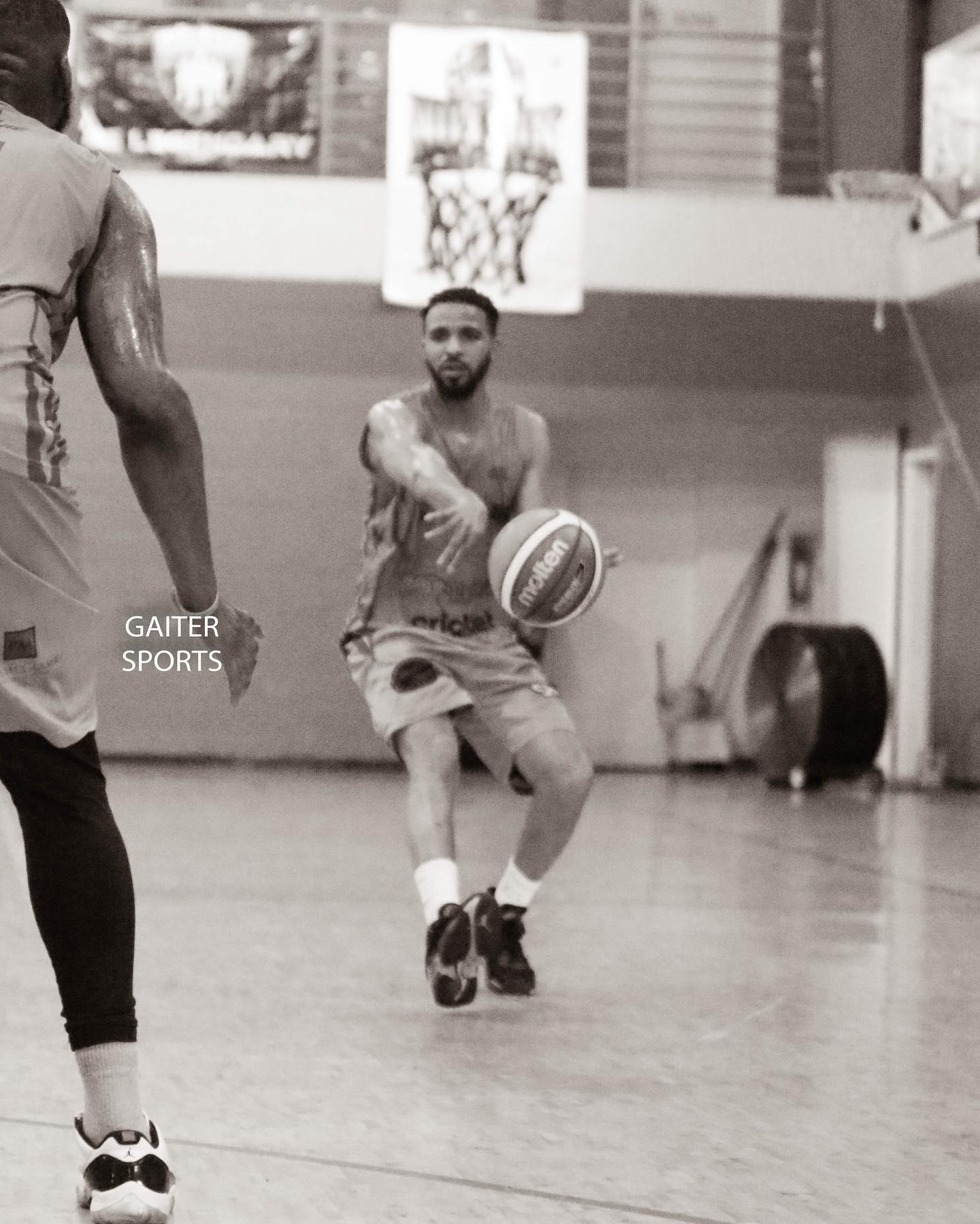 @uptown___redd Basketball is like photography, if you don't focus, all you have is the Negative go @gaspartansnation !!!!#GeorgiaSpartans