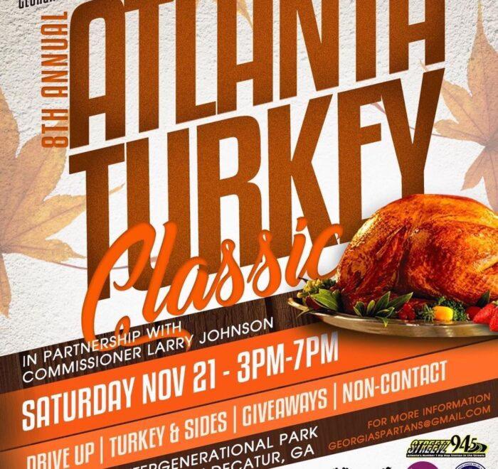 8TH Annual #AtlantaTurkeyClassic THIS YEAR OUR COMMUNITY WILL NEED OUR HELP THE MOST ............ Looking for sponsors and communi