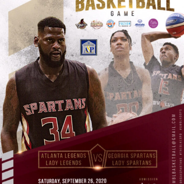 The Black Experience Basketball Game 2020