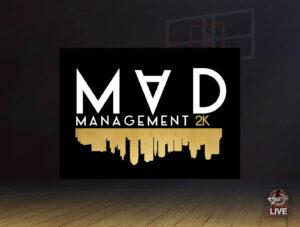 Mad Management Georgia Spartans Sponsor Badge