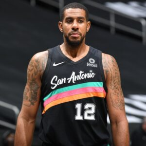 The Spurs and LaMarcus Aldridge have agreed to part ways. Georgia Spartans 1