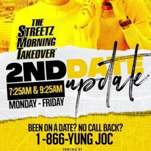 Tune In To Streetz 94.5 Atlanta Morning Takeover Georgia Spartans