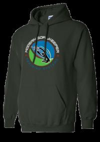 MGTS Hooded Sweatshirt - Front
