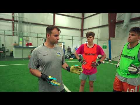 Behind The Scenes Ep. 1 | ™️Modern Goalkeeper Training Systems