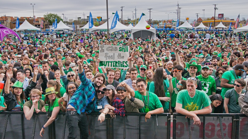 Dallas St. Patrick's Day Concert