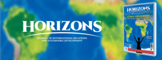 Harris published in Horizons journal