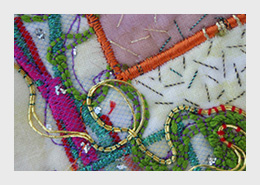 Level 1 Experimental Hand Stitch