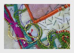 Level 1 Experimental Hand Stitch