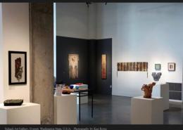 Complex Threads exhibit Schack Art Gallery, Everett WA