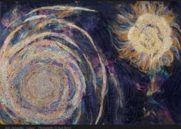 Galaxy © Judy Alexander
