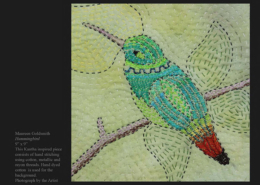 Hummingbird © Maureen Goldsmith