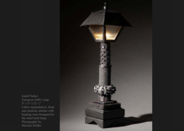 European Table Lamp © Isabel Parker
